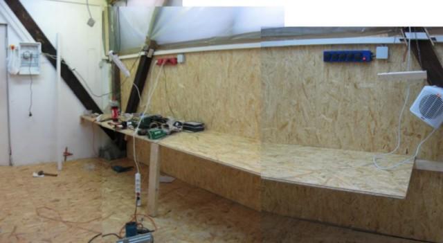 werkstatt einrichten keller xr29 hitoiro. Black Bedroom Furniture Sets. Home Design Ideas
